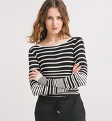 Promod Ribbed striped jumper