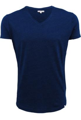 Orlebar Brown Bobby OB-V Denim Tailored Fit V-Neck T-Shirt