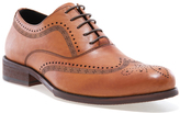 Tan Vickers Leather Oxford