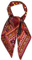 Hermes Tapis Persans Silk Shawl w/ Tags