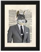 Art.com Wolf Of Wall Street Framed Art Print