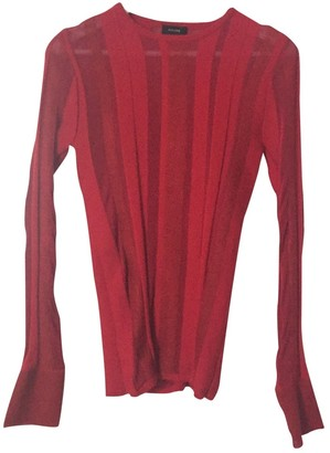 Avelon Red Wool Knitwear for Women
