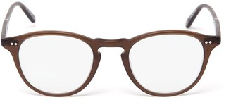 Garrett Leight Hampton optical glasses