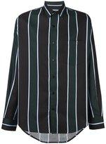 Ami Alexandre Mattiussi large classic shirt