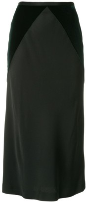 Haider Ackermann High-Waisted Skirt