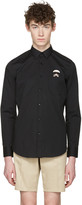 Fendi Black Karlito Pocket Shirt