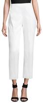 Carolina Herrera Cotton Cropped Pant