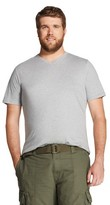 Mossimo Men's Big & Tall V-Neck T-Shirt