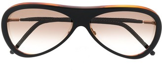 Cutler & Gross M1078 round sunglasses