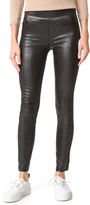 Kaufman Franco KAUFMANFRANCO Stretch Leather Leggings