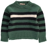 Marni Striped Wool Pullover