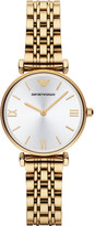 Emporio Armani AR1877 gold-plated watch