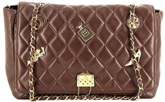 Chanel Pre Owned quilted CC shoulder bag