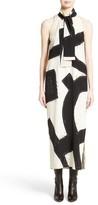 Max Mara Women's Agiato Print Silk Dress