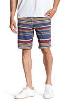 William Rast Baine Slim Fit Shorts