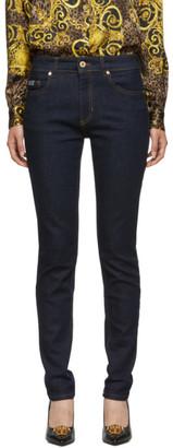 Versace Indigo Classic Jeans