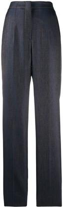 Giorgio Armani Loose-Fit Hight-Waist Trousers