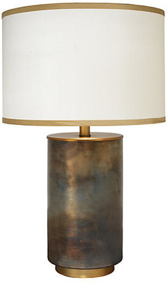 Jamie Young Vapor Glass Table Lamp - Copper