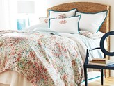 The Well Appointed House Peacock Alley Eloise Duvet Cover and Sham Collection - STANDARD SHAM SIZE CURRENTLY ON BACKORDER -