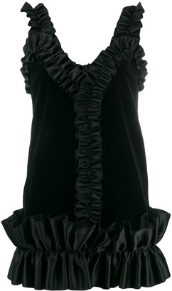Christopher Kane Frill Cami Dress