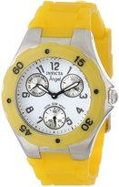Invicta Women's 0700 Angel Collection Green Multi-Function Rubber Watch