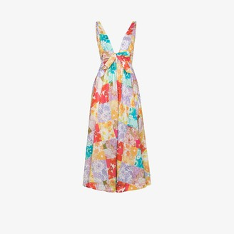 Zimmermann Bells floral print maxi dress