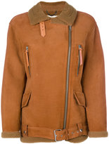 Golden Goose Deluxe Brand aviator jacket