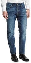 Tom Ford Regular-Fit Selvedge Denim Jeans, Indigo