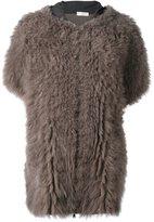 Brunello Cucinelli shortsleeved hooded jacket