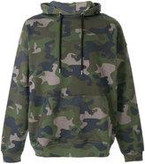Les (Art)ists camouflage print hoodie