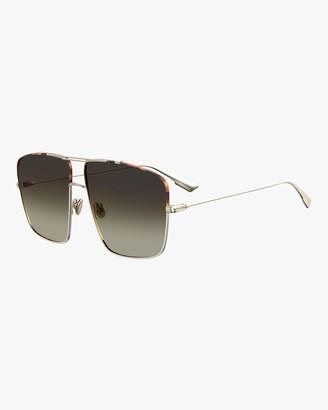 Christian Dior Monsieur Two Navigator Sunglasses
