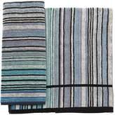 Missoni Tabata Set Of 2 Cotton Towels