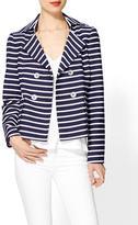 Nanette Lepore Whaam Stripe Jacket