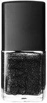 NARS Nail Polish in Night Breed Glitter Black