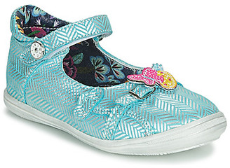 Catimini SITELLE girls's Shoes (Pumps / Ballerinas) in Blue