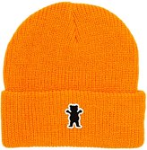 Grizzly Og Bear Patch Fold Beanie