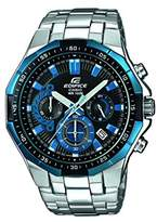 Casio Edifice – Men's Analogue Watch with Stainless Steel Bracelet – EFR-554D-1A2VUEF