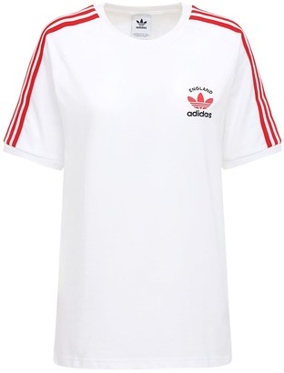 adidas 3-stripes England T-shirt