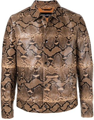 Dolce & Gabbana Blouson Jacket