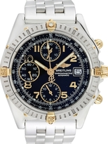 Breitling Vintage Chronomat Stainless steel & 18K Yellow Gold Watch, 39mm