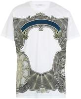 Givenchy Columbian-fit dollar-print cotton T-shirt