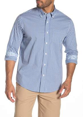 Tailor Vintage Gingham Performance Classic Fit Shirt