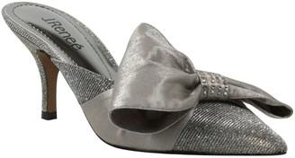 J. Renee Slip-On Pointy-Toe High-Heel Mules - Elonna