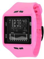 Vestal Unisex BRG015 Brig Tide and Train Hot Pink Watch