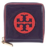 Tory Burch Compact Patent Leather Wallet