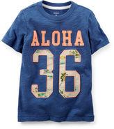 Carter's Aloha Graphic Tee - Preschool Boys 4-7