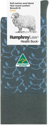 Humphrey Law Merino Wool Health Socks 85C05 Lacevine Pattern