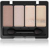 Cover Girl Eye Enhancers 4-Kit Eye Shadow, Sheerly Nudes .19 oz (5.5 g)