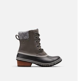 Sorel Womens Slimpack II Lace Duck Boot