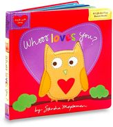 Bed Bath & Beyond Whoo Loves You? Board Book